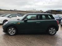 USED 2014 64 MINI HATCH COOPER D 3dr 1.5 AIR CONDITIONING, WARRANTY INC