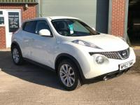 USED 2013 62 NISSAN JUKE Ministry Of Sound 5dr 1.6 MINISTRY OF SOUND,HPI CLEAR