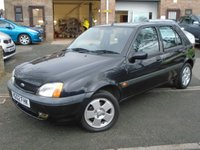 2002 FORD FIESTA 1.2 FREESTYLE 16V 5d 74 BHP £1495.00