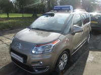 2011 CITROEN C3 PICASSO 1.6 PICASSO EXCLUSIVE HDI 5d 90 BHP £5350.00