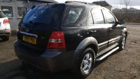 USED 2007 07 KIA SORENTO 2.5 XE 5d 168 BHP 2 PREVIOUS KEEPERS *  MOT DECEMBER 2019 *  PARKING AID *  ALLOY WHEELS *