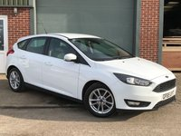 USED 2015 65 FORD FOCUS Zetec 5dr 1.0 SERVICE HISTORY, WARRANTY INC