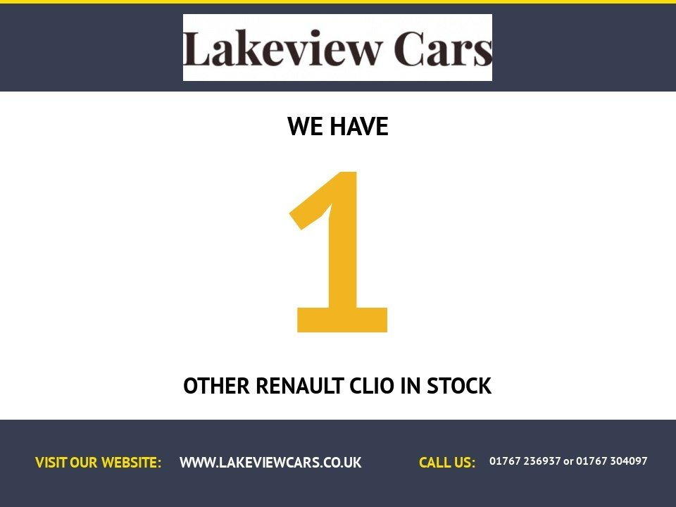 USED 2012 62 RENAULT CLIO 1.5 DYNAMIQUE TOMTOM DCI 3d 88 BHP