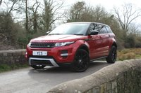 2015 LAND ROVER RANGE ROVER EVOQUE 2.2 SD4 DYNAMIC 5d AUTO 190 BHP (FREE 2 YEAR WARRANTY) £23000.00