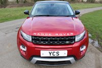 USED 2015 15 LAND ROVER RANGE ROVER EVOQUE 2.2 SD4 DYNAMIC 5d AUTO 190 BHP (FREE 2 YEAR WARRANTY)