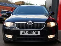 USED 2016 16 SKODA OCTAVIA ESTATE 2.0 TDI SE 5d 150 S/S £20 ROAD TAX, FULL SKODA SERVICE HISTORY, 1 OWNER FROM NEW, DAB RADIO, BLUETOOTH PHONE & MUSIC STREAMING, REAR PARKING SENSORS W/ DISPLAY (PARK PILOT), AUX & USB INPUTS, SMART LINK READY, 16 INCH 5 SPOKE ALLOYS, FRONT FOGS, BLACK ROOF RAILS, REAR MUD FLAPS, DRIVING MODE SELECTION, FRONT & REAR ARM RESTS, SD CARD READER, DUAL CLIMATE AIR CON, ELECTRIC WINDOWS x4, ELECTRIC HEATED DOOR MIRRORS, ISO FIX, FOLDING REAR SEATS, TYRE PRESSURE MONITORING SYSTEM, LEATHER STEERING WHEEL. VAT QUALIFYING