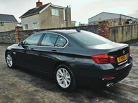 USED 2014 14 BMW 5 SERIES 2.0 520D SE 4d AUTO 181 BHP BUY NOW, PAY NOTHING FOR TWO MONTHS