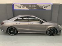 USED 2015 15 MERCEDES-BENZ CLA 2.1 CLA220 CDI AMG SPORT 4d 170 BHP 12 Months Mot and Full Service History!!