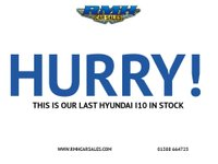USED 2011 11 HYUNDAI I10 1.2 CLASSIC 5d 77 BHP
