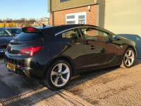 USED 2014 14 VAUXHALL ASTRA Gtc SRi CDTi Ss 3dr 2.0 HPI CLEAR, WARRANTY INCLUDED