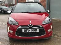 USED 2014 14 CITROEN DS3 Thp Dsport Plus 3dr 1.6 FULL LEATHER,WARRANTY INCLUDED