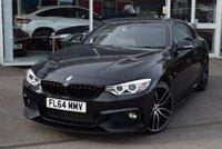 2014 BMW 4 SERIES 2.0 420D XDRIVE M SPORT 2d AUTO 181 BHP £17890.00