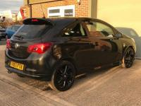 USED 2015 65 VAUXHALL CORSA Limited Edition 3dr 1.2 HPI CLEAR, SERVICE HISTORY