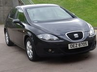 USED 2007 SEAT LEON 1.9 STYLANCE TDI 5d 103 BHP 1 OWNER FROM NEW *  TIMING BELT CHANGED +   PARKING AID *  AUX CONNECTION *  MOT NOVEMBER 2019 *