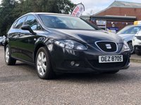 USED 2007 SEAT LEON 1.9 STYLANCE TDI 5d 103 BHP TIMING BELT CHANGED +   PARKING AID *  AUX CONNECTION *