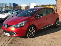 USED 2013 63 RENAULT CLIO Dynamique S Medianav Energy dCi Ss 1.5 5dr HPI CLEAR, WARRANTY INCLUDED