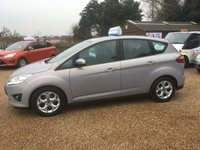 USED 2011 11 FORD C-MAX 1.6 ZETEC 5d 104 BHP FULLY AA INSPECTED - FINANCE AVAILABLE