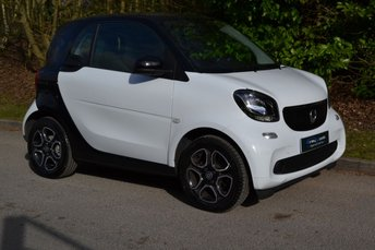 2017 SMART FORTWO Smart fortwo 1.0 Prime (s/s) 2dr £8995.00