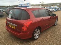 USED 2008 08 PEUGEOT 308 1.6 SW SE 5d 148 BHP FULL SERVICE HISTORY - FINANCE AVAILABLE