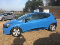 USED 2013 63 RENAULT CLIO 1.5 DYNAMIQUE MEDIANAV ENERGY DCI S/S 5d 90 BHP FULLY AA INSPECTED - FINANCE AVAILABLE