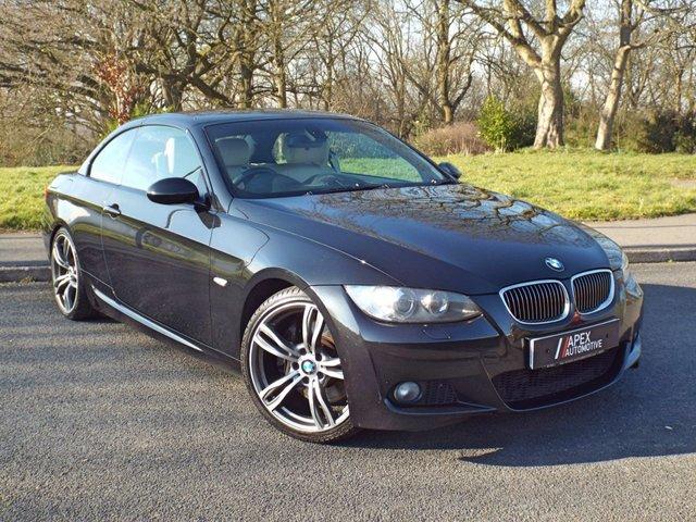 2008 58 BMW 3 SERIES 3.0 330D M SPORT 2d AUTO 228 BHP