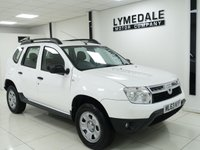 2013 DACIA DUSTER 1.5 AMBIANCE DCI 5d 107 BHP £5490.00