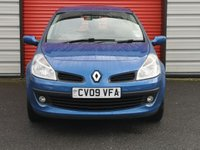 USED 2009 09 RENAULT CLIO 1.1 DYNAMIQUE 16V 5d 75 BHP