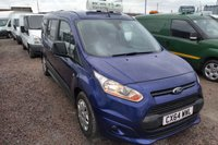 USED 2014 64 FORD GRAND TOURNEO CONNECT 1.6 ZETEC TDCI 5d 94 BHP