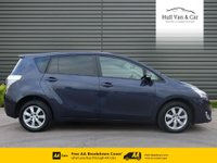 USED 2016 16 TOYOTA VERSO 1.6 D-4D ICON 5d 110 BHP 7 SEAT,ONE OWNER,FSH,BLUETOOTH