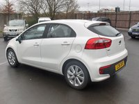 USED 2016 16 KIA RIO 1.1 CRDI 2 ISG 5d 74 BHP BALANCE OF MANUFACTURERS SEVEN YEAR WARRANTY