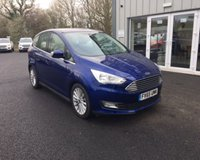 USED 2016 65 FORD C-MAX 1.0 TITANIUM ECOBOOST 125 BHP THIS VEHICLE IS AT SITE 1 - TO VIEW CALL US ON 01903 892224