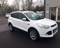 USED 2014 64 FORD KUGA 2.0 TDCI TITANIUM 140 BHP THIS VEHICLE IS AT SITE 2 - TO VIEW CALL US ON 01903 323333