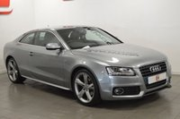 USED 2010 10 AUDI A5 2.0 TDI S LINE SPECIAL EDITION 2d 170 BHP LOW MILES + LEATHER + SERVICE HISTORY + FINANCE + PART EX