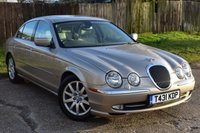 USED 1999 JAGUAR S-TYPE 4.0 V8 4d AUTO 280 BHP