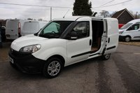 2016 FIAT DOBLO 1.2 16V MULTIJET 1d 90 BHP NEW SHAPE !! £4995.00