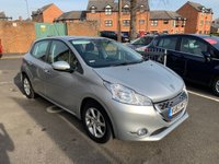 USED 2013 63 PEUGEOT 208 1.4 ACTIVE E-HDI 5d AUTO 68 BHP AUTOMATIC DIESEL MODEL WITH ONLY 15287 MILES FROM NEW! CHEAP TO RUN, LOW CO2 EMISSIONS (87G/KM), £0 ROAD TAX AND EXCELLENT FUEL ECONOMY. EXCELLENT SPECIFICATION WITH AIR CONDITIONING, ALLOY WHEELS, ELECTRIC WINDOWS, REMOTE CENTRAL LOCKING AND FULL SERVICE HISTORY (4 STAMPS)