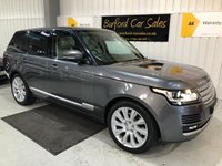 USED 2015 65 LAND ROVER RANGE ROVER 3.0 TDV6 VOGUE 5d AUTO 255 BHP