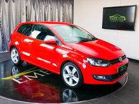 USED 2010 60 VOLKSWAGEN POLO 1.2 SEL TSI 3d 103 BHP £0 DEPOSIT FINANCE AVAILABLE, AIR CONDITIONING, AUX INPUT, CLIMATE CONTROL, DAYTIME RUNNING LIGHTS, STEERING WHEEL CONTROLS, TRIP COMPUTER, TYRE PRESSURE MONITOR