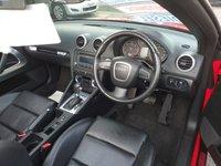 USED 2008 58 AUDI A3 2.0 TDI SPORT 2d AUTO 138 BHP