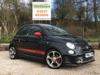 USED 2012 62 ABARTH 595 1.4 COMPETIZIONE 3dr Low Mileage, Stunning Example