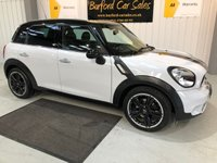 USED 2011 11 MINI COUNTRYMAN 2.0 COOPER SD ALL4 5d AUTO 141 BHP