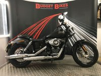 2015 HARLEY-DAVIDSON DYNA 1690cc FXDB 103 STREET BOB 1690 15  £10290.00