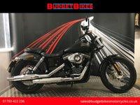 USED 2015 15 HARLEY-DAVIDSON DYNA 1690cc FXDB 103 STREET BOB 1690 15