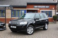 USED 2012 12 LAND ROVER FREELANDER 2.2 SD4 HSE 5d AUTO 190 BHP Full Service History! Sat Nav, Panoramic sunroof!