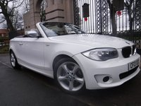 USED 2013 13 BMW 1 SERIES 2.0 120D EXCLUSIVE EDITION 2d 175 BHP ****FINANCE ARRANGED****PART EXCHANGE WELCOME***FULL LEATHER*BLUETOOTH*STOP START*PUSH TO START*VOICE COMMAND*AUX