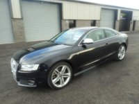USED 2007 M AUDI A5 4.2 S5 V8 QUATTRO 2d 354 BHP LEATHER