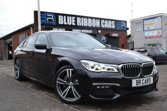 2015 BMW 7 SERIES 3.0 730D M SPORT 4d AUTO 261 BHP £31490.00