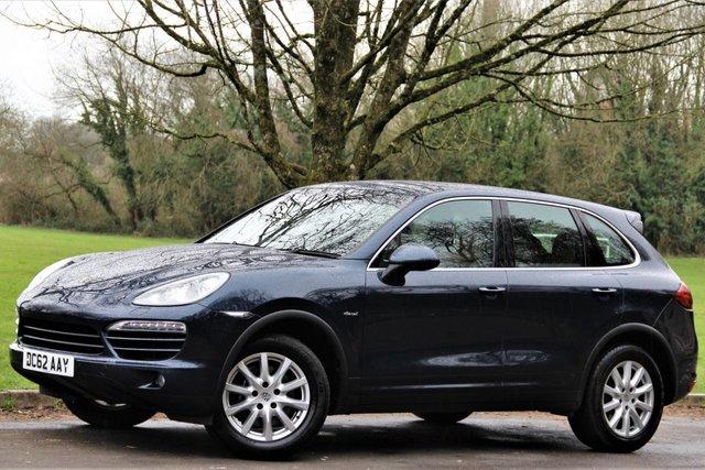 2012 62 PORSCHE CAYENNE 3.0 D V6 TIPTRONIC 5d AUTO 245 BHP