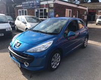 USED 2008 08 PEUGEOT 207 1.4 MPLAY 3d 73 BHP
