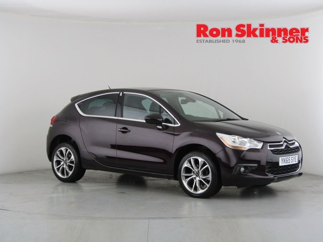View our 2015 65 DS DS 4 1.6 BLUEHDI DSTYLE NAV S/S 5d 118 BHP